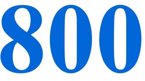 numero800