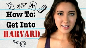 Get Into Harvard