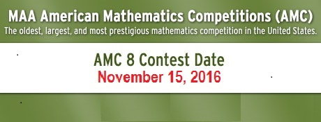 2016 AMC 8 Problems and Answers | Ivy League Education Center