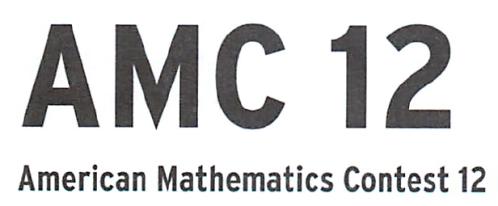 MAA AMC 12
