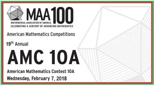 2018 AMC 10A