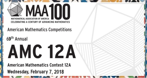 2018 AMC 12A