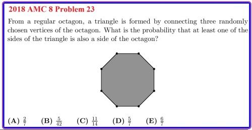 2018 AMC 8 Problem 23