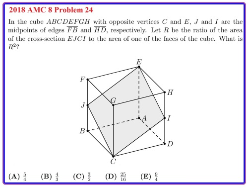 2018 AMC 8 Problems and Answers | Ivy League Education Center