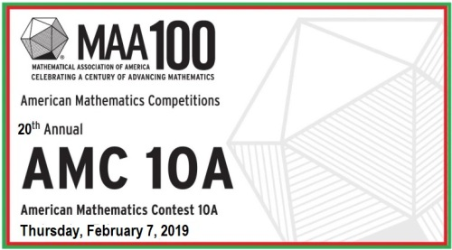 2019 AMC 10A Problems and Answers | Ivy League Education Center