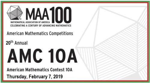 2019 AMC 10A